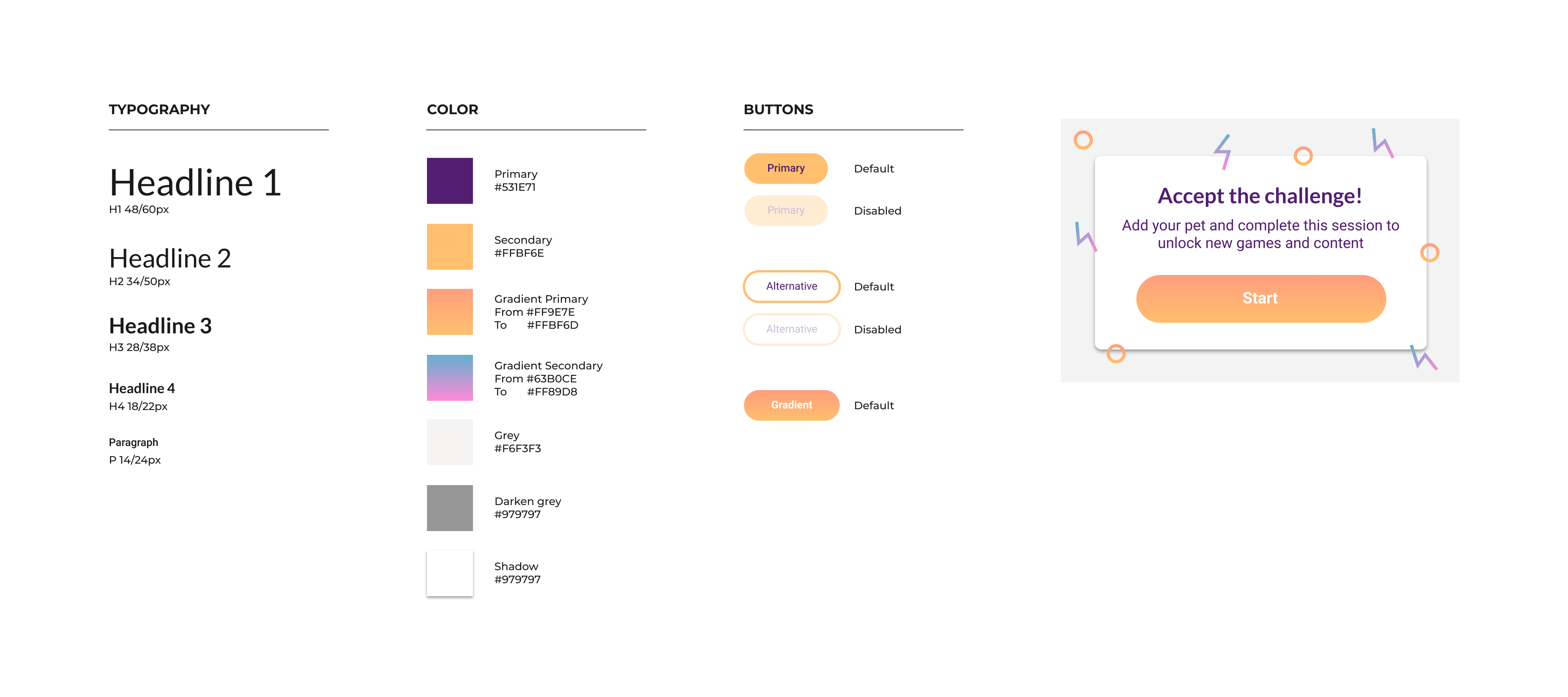 aroundPets-design-system